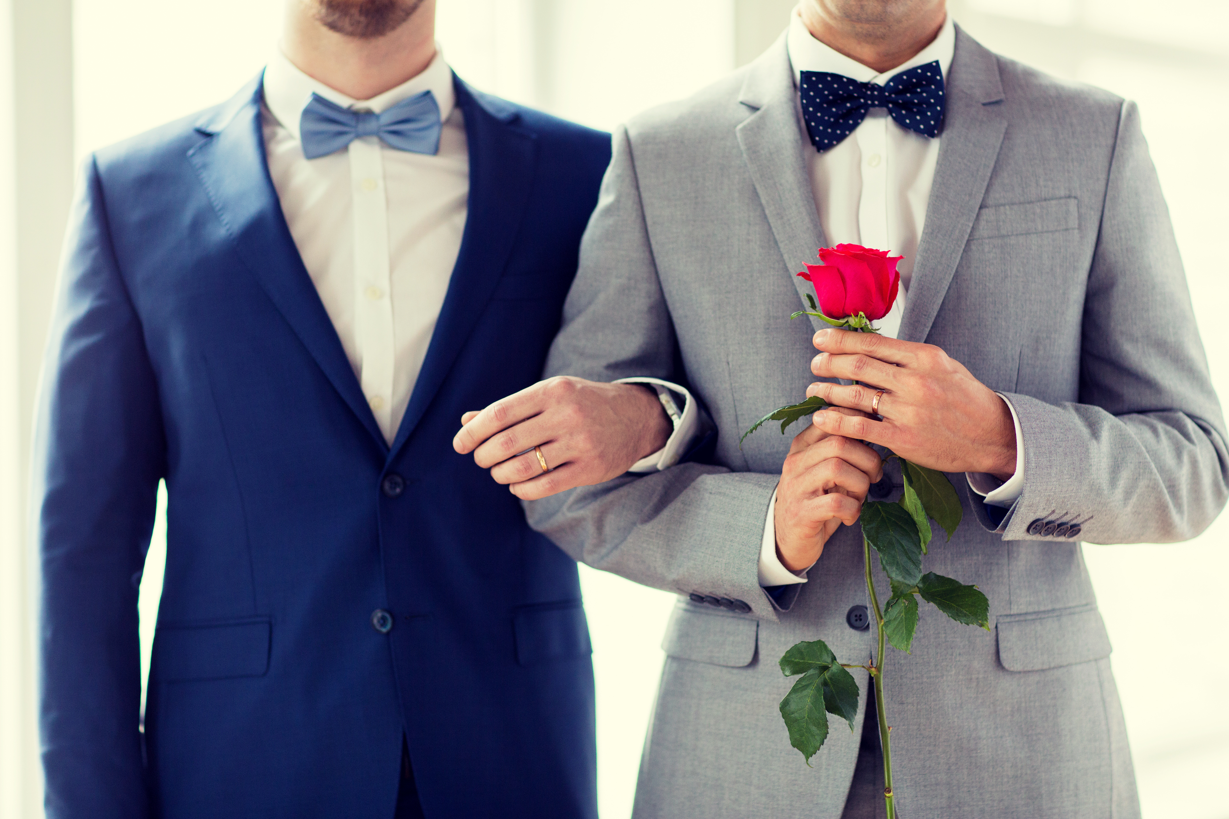 Gay Couple Marriage
